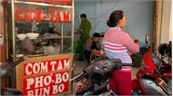 6 thanh niên xử con nợ giữa chợ ở Phan Thiết