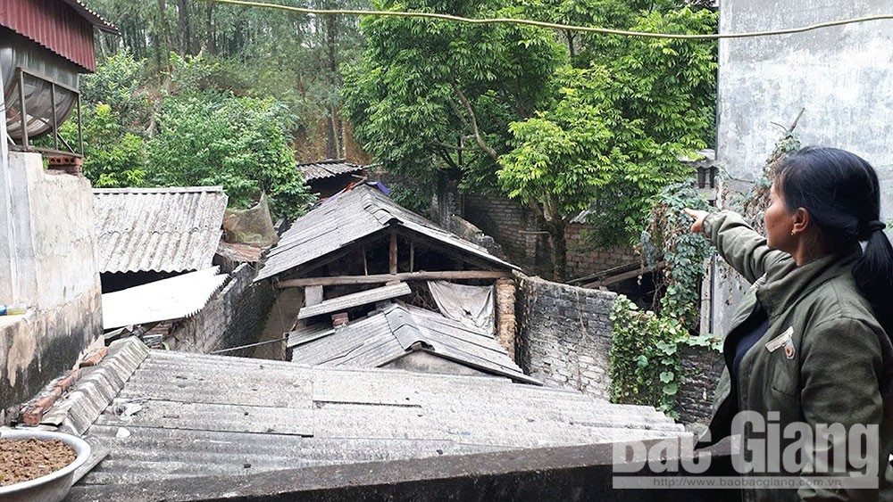 Thị trấn Nhã Nam, Tân Yên, giấy chứng nhận quyền sử dụng đất, hộ dân