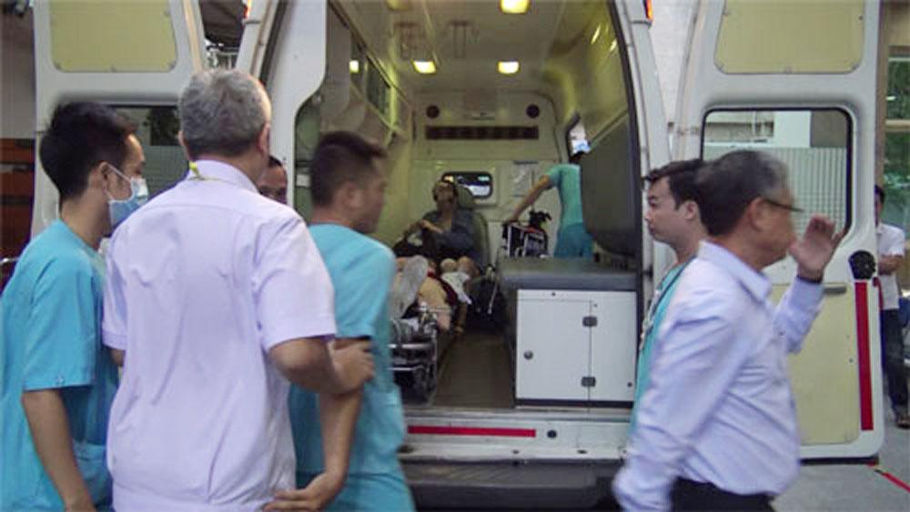 Vụ đoàn khách Việt Nam bị đánh bom ở Ai Cập: Ba du khách cuối cùng về nước vào ngày 10-1