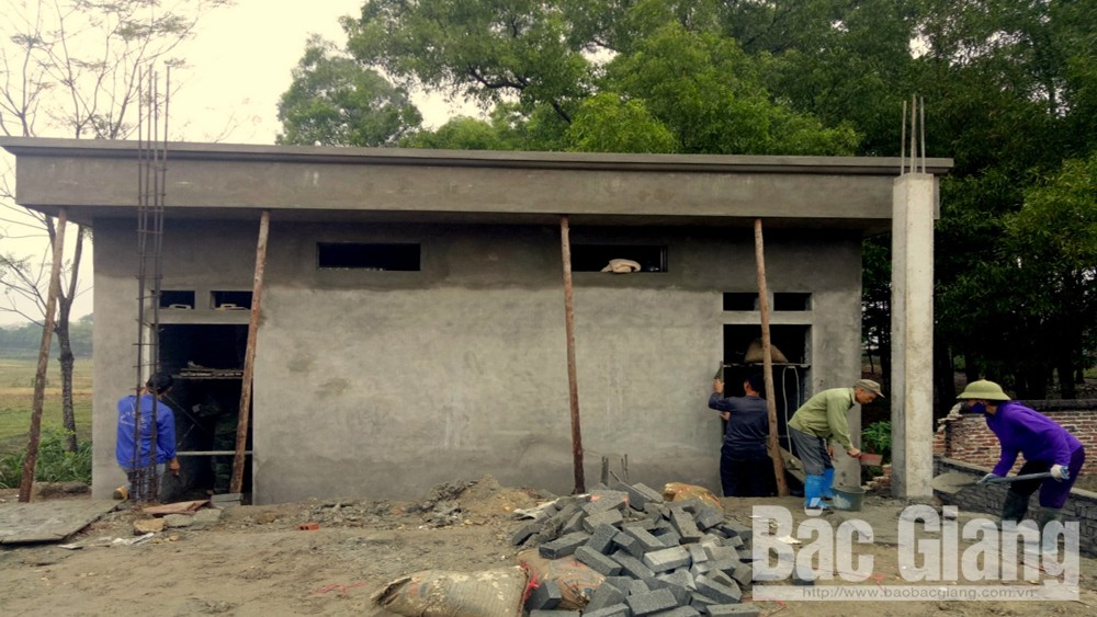 12 tỷ đồng xây, sửa nhà vệ sinh trường học