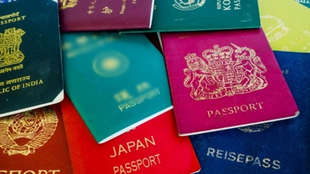 Ba hộ chiếu quyền lực nhất thế giới thuộc về các quốc gia châu Á