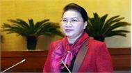 Chủ tịch Quốc hội Nguyễn Thị Kim Ngân dự Hội nghị triển khai nhiệm vụ năm 2019 của Văn phòng Quốc hội