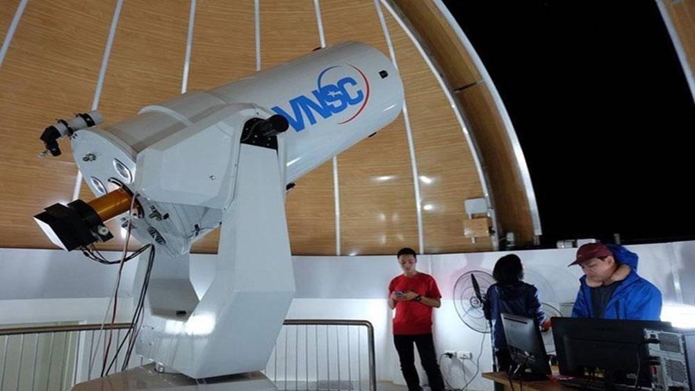 Quý 2-2019, Trung tâm Vũ trụ Việt Nam, đi vào hoạt động