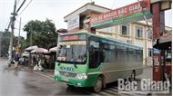 Vận tải hành khách dịp Tết: Tăng phương tiện, bảo đảm an toàn, thông suốt