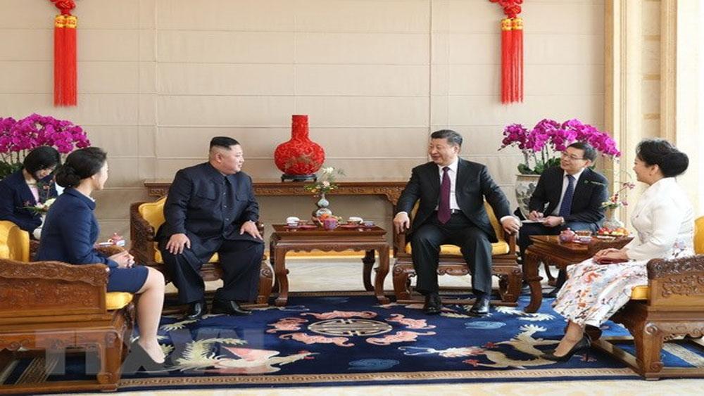 Ông Kim Jong-un, quan ngại, thế bế tắc, đàm phán Mỹ-Triều