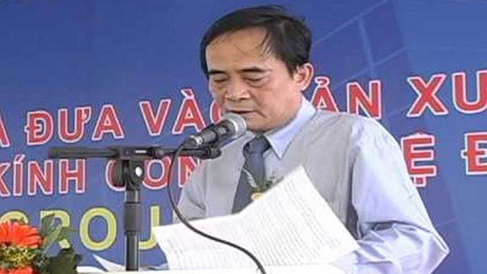 Khởi tố, bắt tạm giam, nguyên Phó Tổng Giám đốc BIDV, Đoàn Ánh Sáng