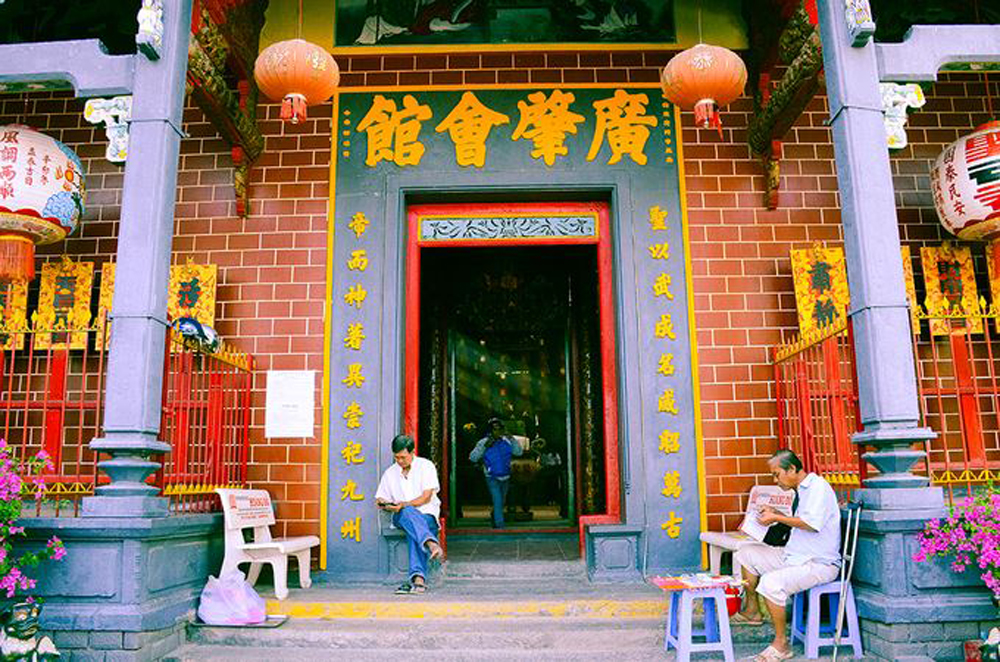 5 destinations, Lunar New Year holiday, southern Vietnam, wonderful landscapes, wild birds, religious destinations,