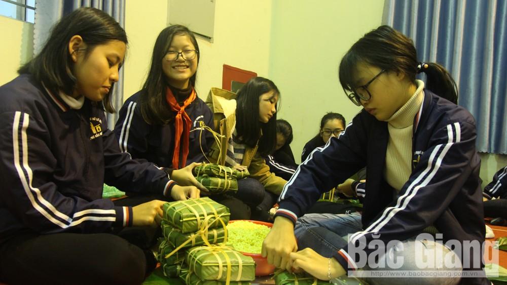 Trường THCS Lê Quý Đôn, tiếng Anh, ngày hội, Tết