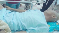 Bắc Giang: Tranh chấp đất đai, chém người thương tích