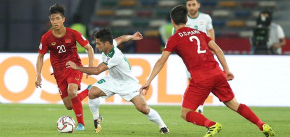 Việt Nam, Thường Châu, Iran, Yemen, Iraq, Asian Cup 2019
