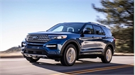 Ford Explorer 2020 thiết kế mới