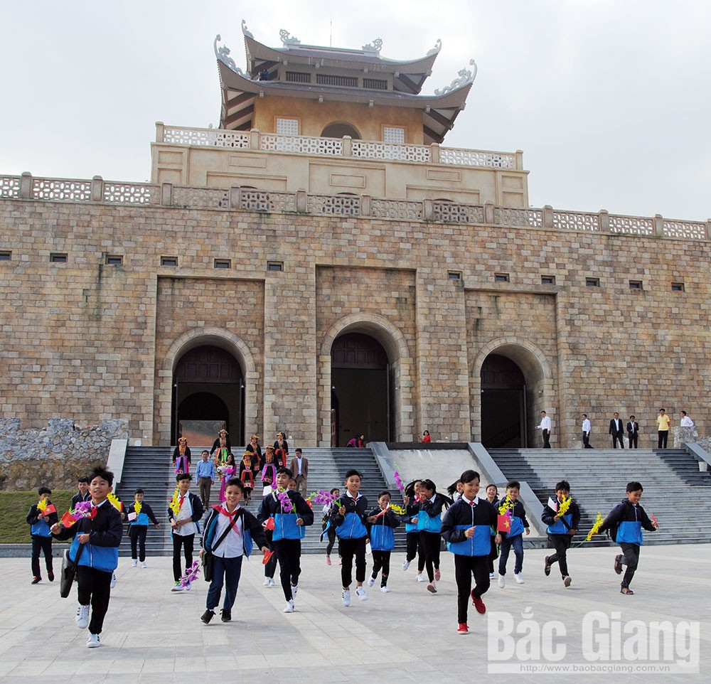 Văn hóa, du lịch, Tây Yên Tử, du khách