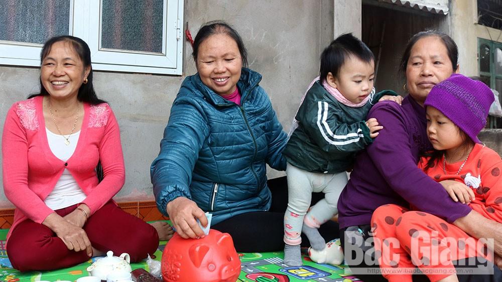 Gương mẫu, trách nhiệm, phong trào phụ nữ, Xuân Phú
