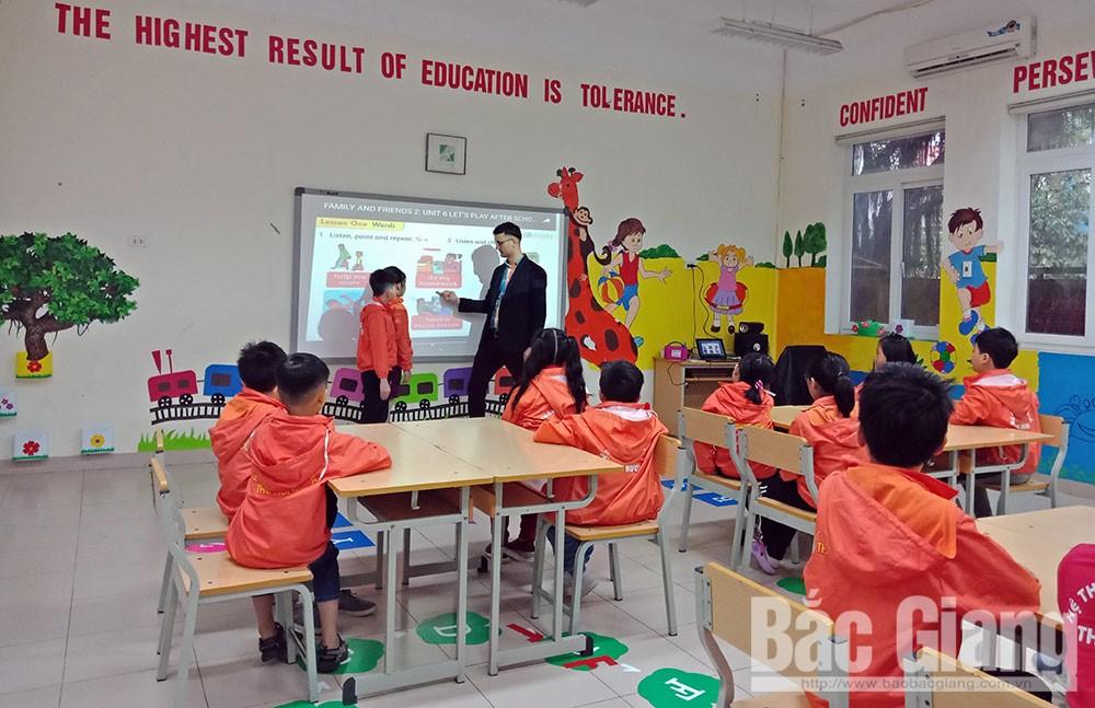 Trường Tiểu học, THCS, THPT quốc tế, Success Academy, hệ thống giáo dục, Thu Hương
