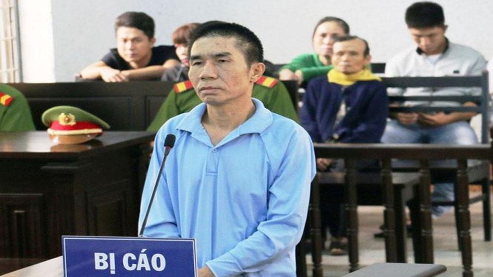 Giết vợ tại tòa, chồng lĩnh án, 20 năm tù, TAND tỉnh Đắk Lắk , Nguyễn Văn Hùng