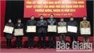 UBND huyện Lục Ngạn khen thưởng 17 tập thể, cá nhân về làm đường giao thông