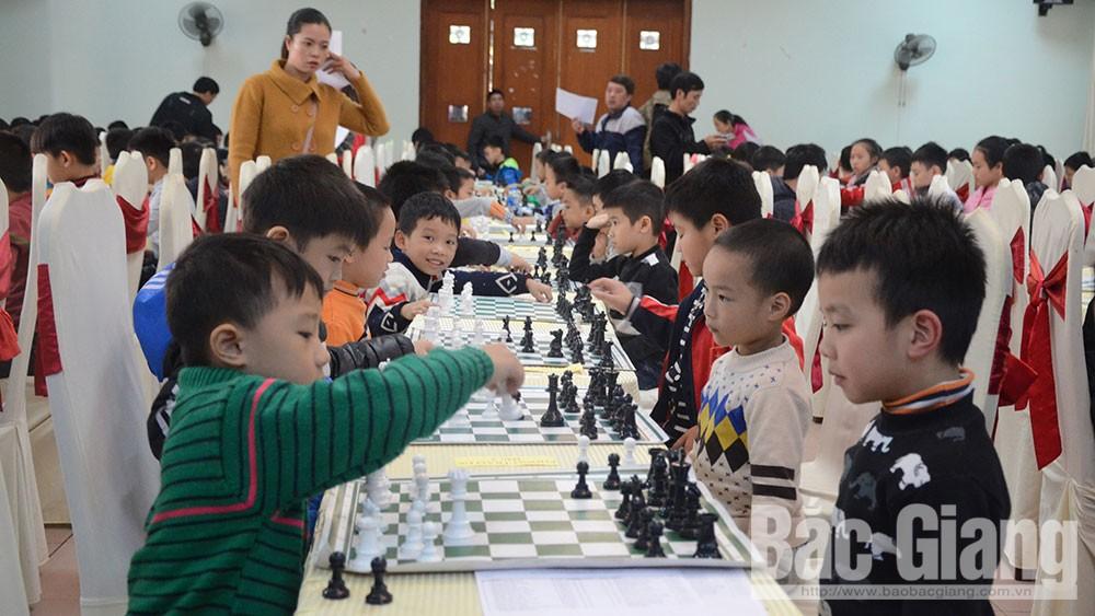 Thể thao Bắc Giang, giải đấu trẻ, Đại hội Thể thao toàn quốc 2018