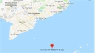 Khẩn trương tìm kiếm 10 thuyền viên mất tích ở vùng biển phía Nam
