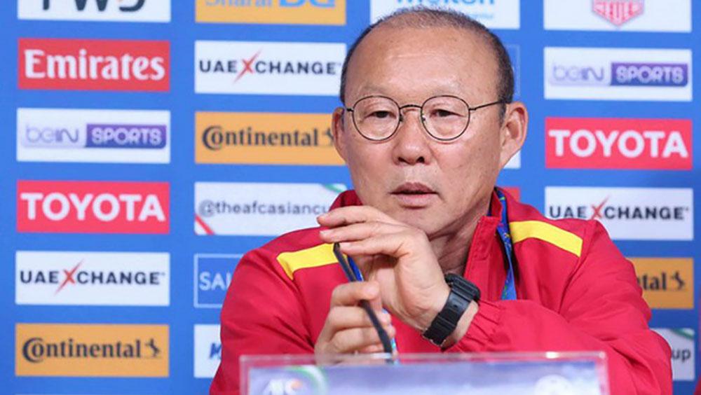 HLV Park Hang Seo, tuyển Việt Nam, Iran, Asian Cup 2019