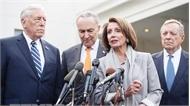 Hạ viện Mỹ thông qua dự luật về việc mở cửa trở lại một số cơ quan liên bang