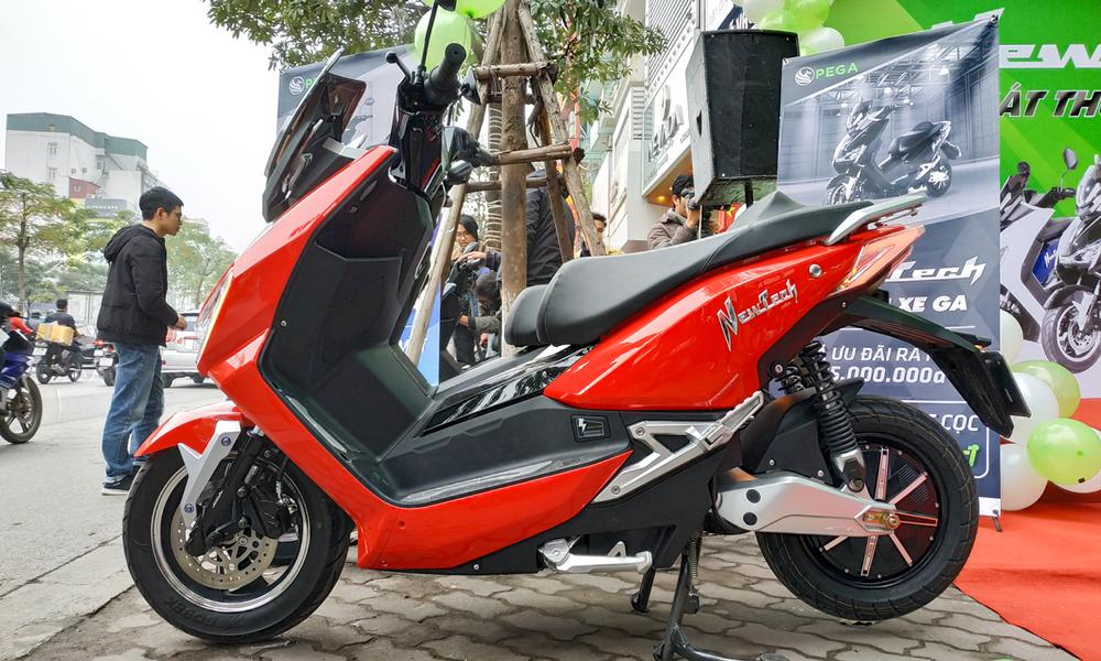 xe máy điện Pega NewTech, Pega NewTech, xe điện