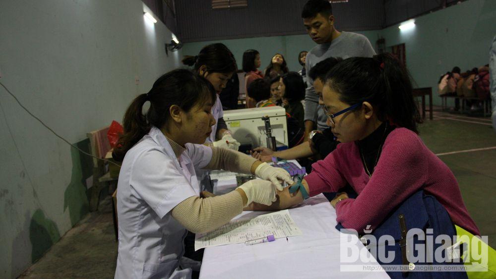Ngày hội hiến máu, tp Bắc Giang, Bắc Giang, Trung cấp Y tế Bắc Giang. Hành trình đỏ,lễ hội xuân hồng