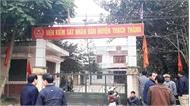 Phó Viện trưởng Viện KSND huyện ở Thanh Hóa chết treo cổ tại cơ quan