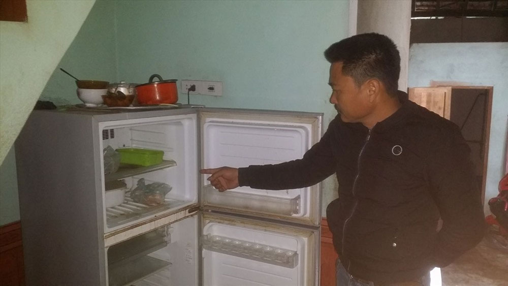 Hàng loạt thiết bị điện, người dân, bỗng phát nổ, cháy trong đêm, xã Vịnh Lộc, huyện Can Lộc, Hà Tĩnh
