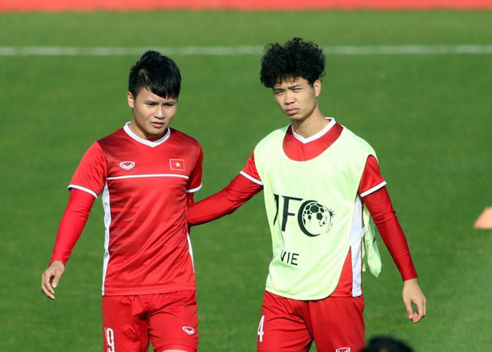 Nguyễn Quang Hải, thích thú, gã khổng lồ, Iran, Asian Cup 2019