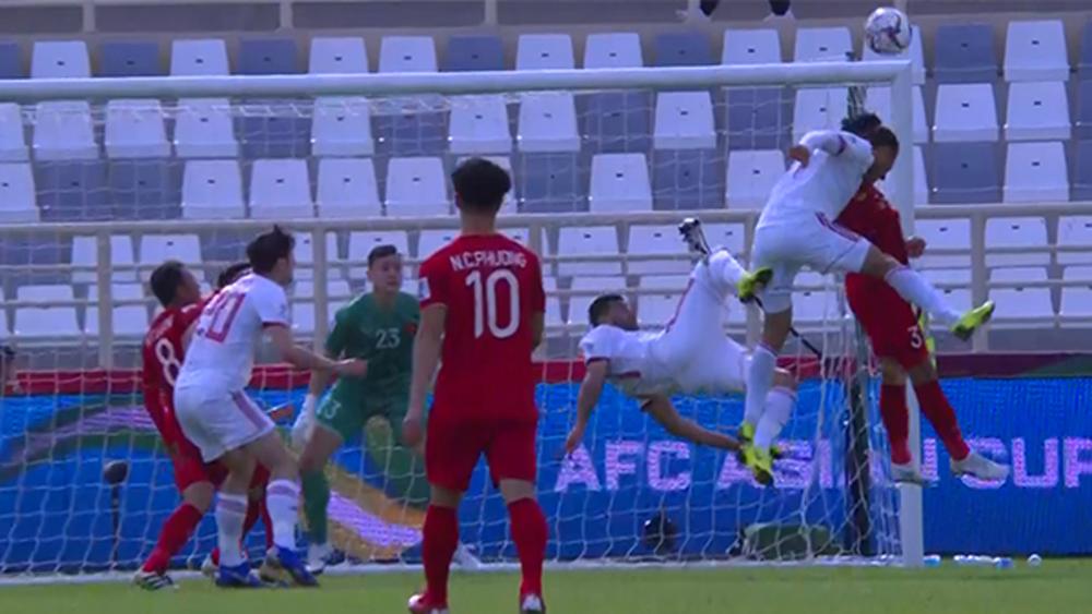 Asian Cup 2019, Việt Nam, Iran, Công Phượng, Văn Lâm