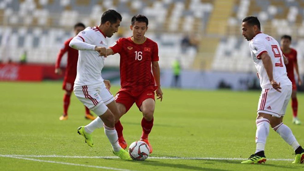 AFC Asian Cup: Vietnam lose 0-2 to Iran