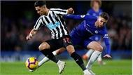 Chelsea thắng sát nút Newcastle