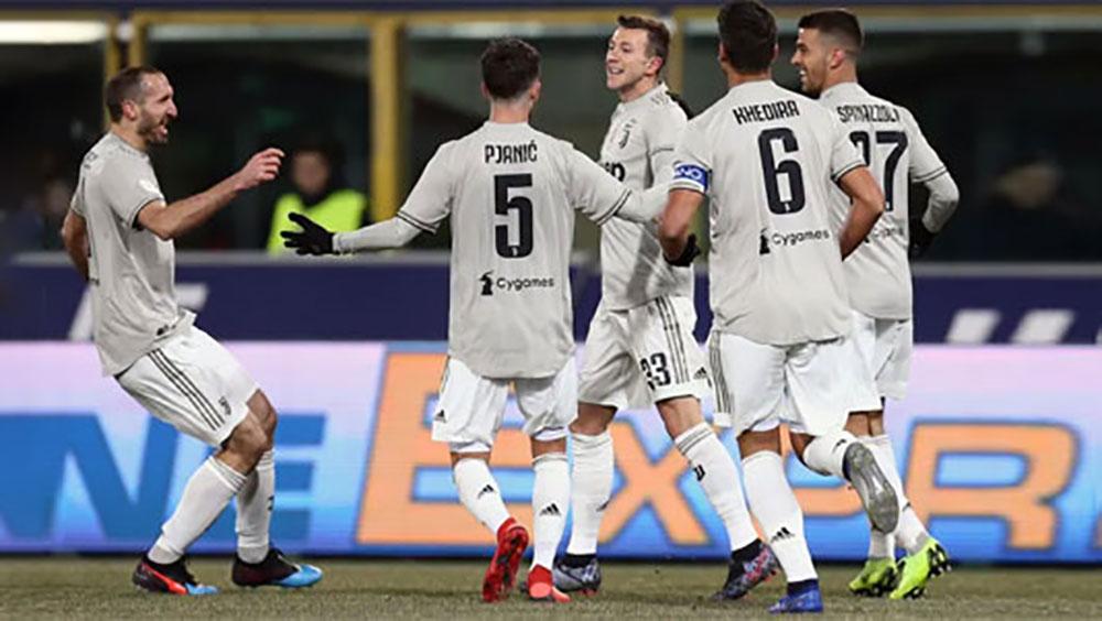 Juventus, Cup Italy, Bologna