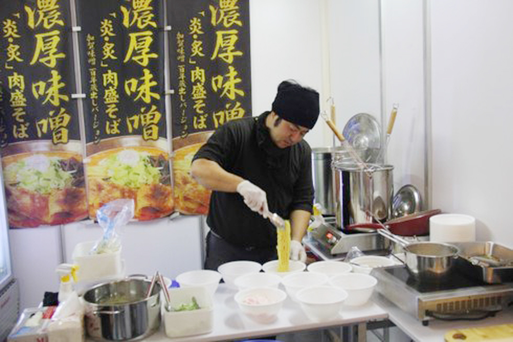 Test Kitchen Vietnam 2019, Japanese cuisine, original Japanese dishes, AEON Mall Long Bien, Japan External Trade Organisation, local food lovers,  Japanese restaurants
