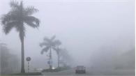 Miền Bắc có mưa phùn và sương mù rải rác, trời ấm dần