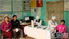 Việt Yên 99,5% người dân tham gia BHYT