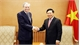Former US Secretary of Commerce vows to contribute to Vietnam-US ties