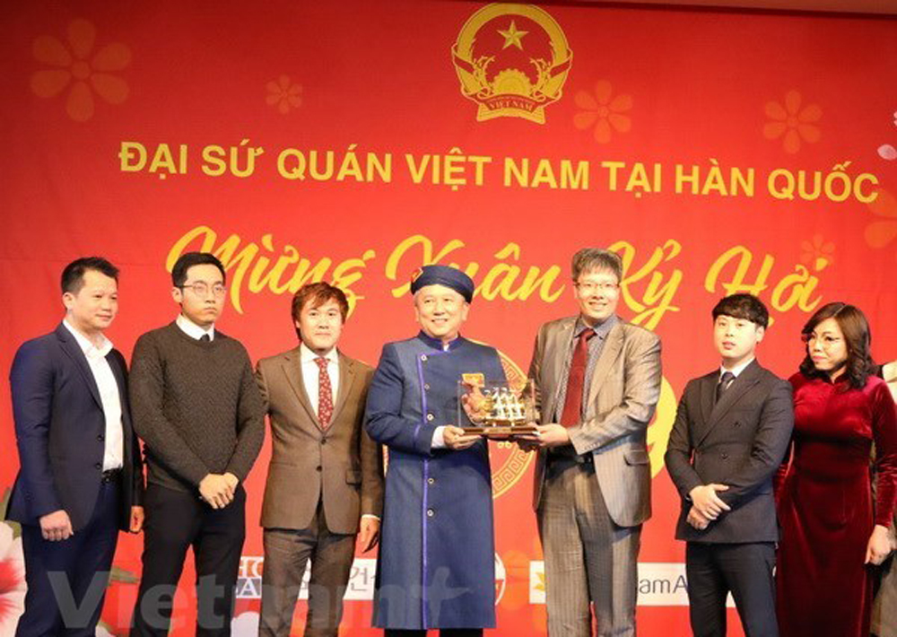 Overseas Vietnamese, Cambodia, RoK, welcome Tet, Vietnamese nationals, Lunar New Year,  Vietnamese students, traditional friendship