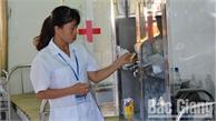 Cử cán bộ y tế tuyến huyện hỗ trợ cơ sở, tránh tai biến sau tiêm chủng