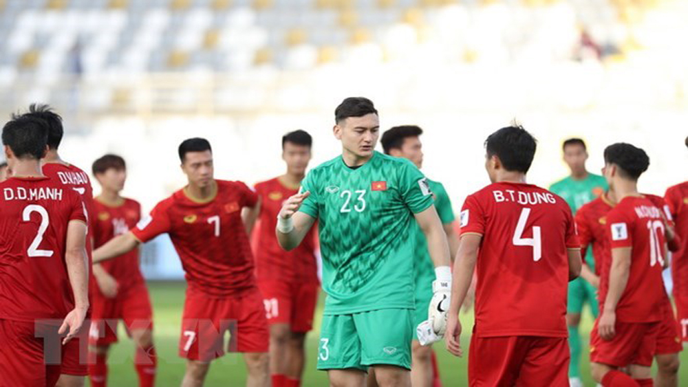 Asian Cup 2019: Vietnam still have chance to advance to next round