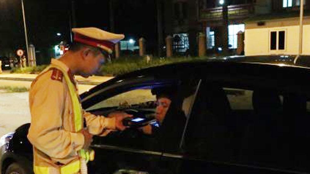 TP Hồ Chí Minh: Tổng kiểm tra nồng độ cồn, chất kích thích đối với người điều khiển phương tiện