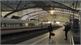 Hỏa hoạn tại nhà ga tàu điện ngầm ở trung tâm Berlin