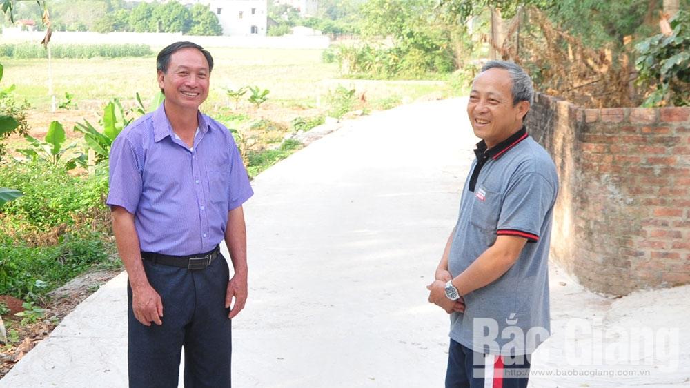 đoàn kết, khu dân cư, Nguyễn Tiến Tuấn, Bí thư Chi bộ, thôn Tân An