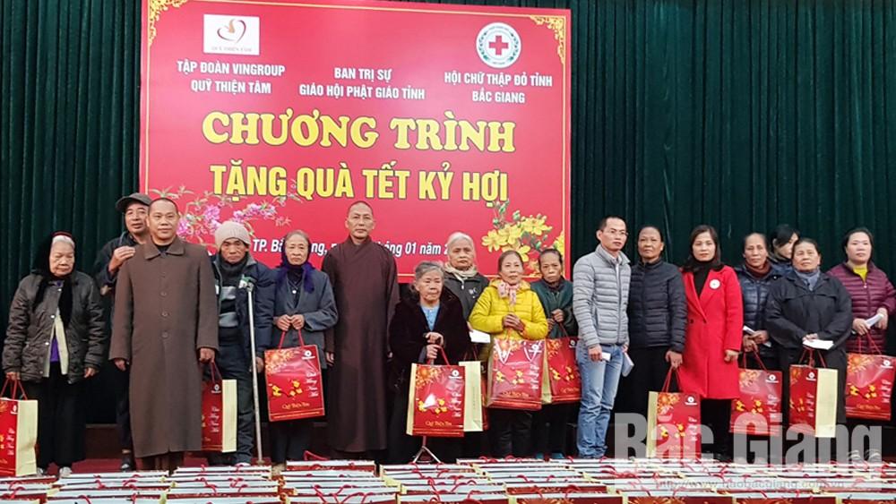 Chùa Mỹ Độ và Hội trường UBND TP Bắc Giang, Hội Chữ thập đỏ tỉnh, Ban Trị sự Giáo hội phật giáo
