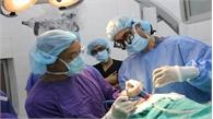 Bệnh viện Hữu nghị Việt Đức khai trương khu mổ phẫu thuật thần kinh thứ 5