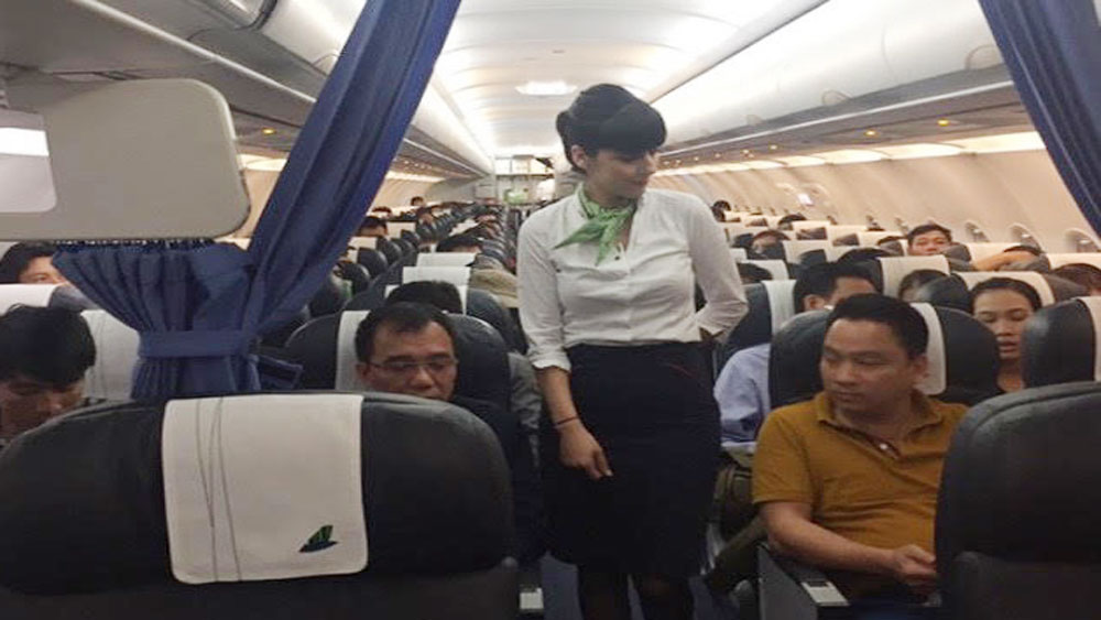 Bamboo Airways bay chuyến thương mại đầu tiên