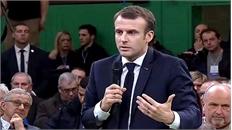 Pháp khởi động đối thoại toàn quốc