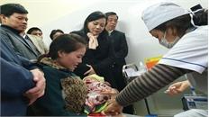 Bộ trưởng Bộ Y tế Nguyễn Thị Kim Tiến: Phản ứng sau tiêm chủng là tốt