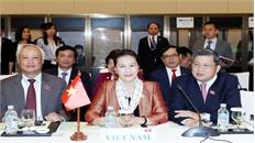 Chủ tịch Quốc hội Nguyễn Thị Kim Ngân dự Bế mạc Hội nghị thường niên Diễn đàn nghị viện châu Á - Thái Bình Dương lần thứ 27