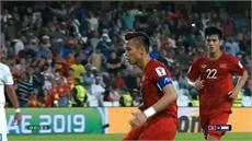 Video Quế Ngọc Hải nâng tỷ số lên 2-0 cho tuyển Việt Nam